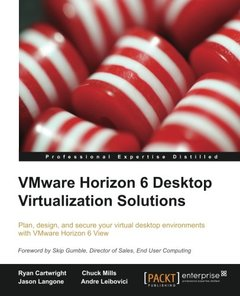 VMware Horizon 6 Desktop Virtualization Solutions-cover