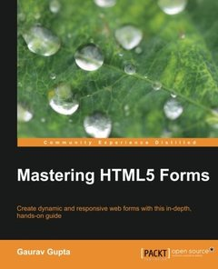 Mastering HTML5 Forms-cover
