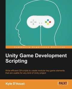 Unity Game Development Scripting-cover