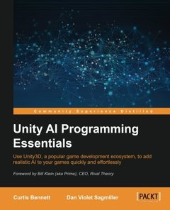 Unity AI Programming Essentials-cover