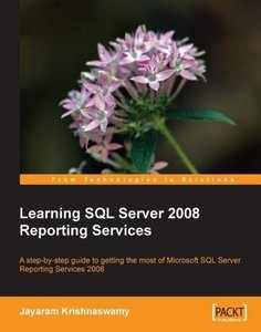 Learning SQL Server 2008 Reporting Services-cover