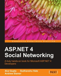 ASP.NET 4 Social Networking-cover