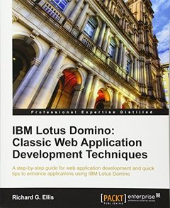 IBM Lotus Domino: Classic Web Application Development Techniques-cover