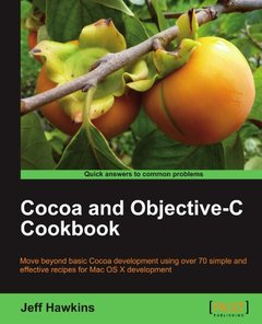 Cocoa and Objective-C Cookbook-cover