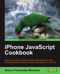 iPhone JavaScript Cookbook-cover