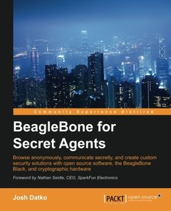 BeagleBone for Secret Agents-cover