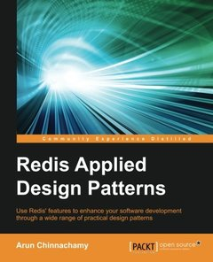 Redis Applied Design Patterns-cover