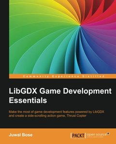 LibGDX Game Development Essentials-cover