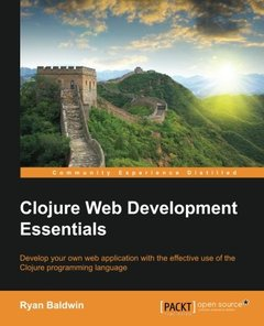 Clojure Web Development Essentials-cover