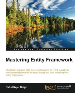 Mastering Entity Framework-cover