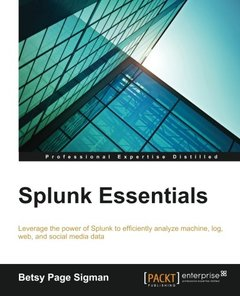 Splunk Essentials-cover