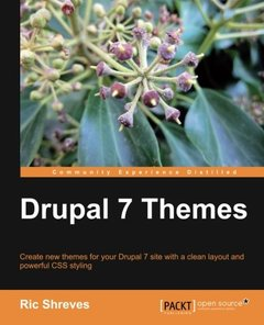 Drupal 7 Themes-cover