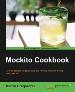 Mockito Cookbook-cover
