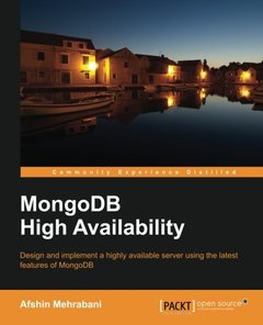 MongoDB High Availability-cover