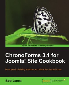 ChronoForms 3.1 for Joomla! Site Cookbook-cover