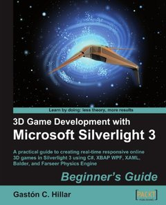 3D Game Development with Microsoft Silverlight 3: Beginner's Guide-cover