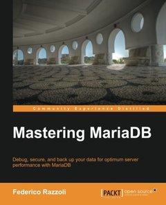 Mastering MariaDB-cover