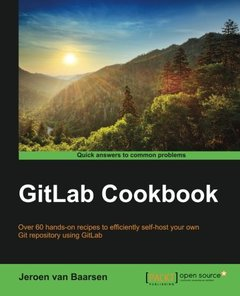 GitLab Cookbook-cover