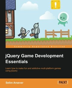 jQuery Game Development Essentials-cover