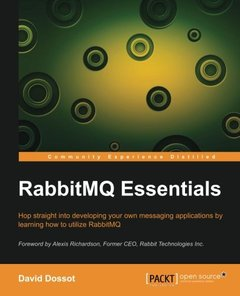 RabbitMQ Essentials-cover