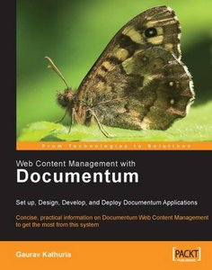 Web Content Management with Documentum: Setup, Design, Develop, and Deploy Documentum Applications-cover