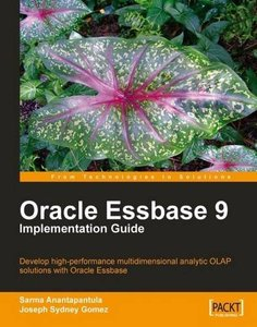 Oracle Essbase 9 Implementation Guide-cover