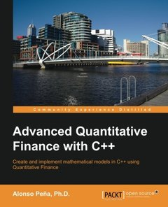 Advanced Quantitative Finance with C++-cover