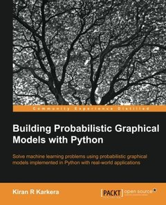 Building Probabilistic Graphical Models with Python-cover
