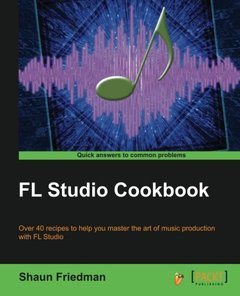 FL Studio Cookbook-cover