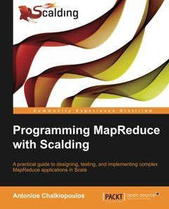 Programming MapReduce with Scalding-cover