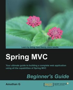 Spring MVC: Beginner's Guide-cover
