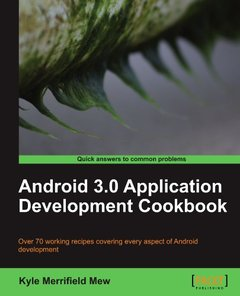 Android 3.0 Application Development Cookbook-cover