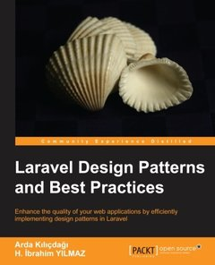 Laravel Design Patterns and Best Practices-cover