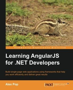 Learning AngularJS for .NET Developers-cover