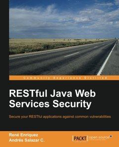 RESTful Java Web Services Security-cover