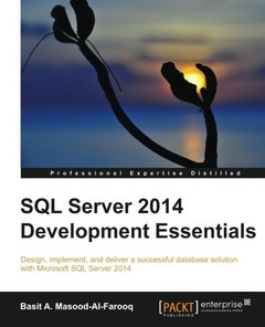 SQL Server 2014 Development Essentials-cover