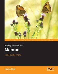 Building Websites With Mambo : A fast paced introductory tutorial-cover