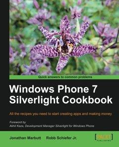 Windows Phone 7 Silverlight Cookbook-cover
