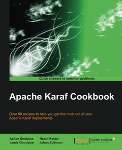 Apache Karaf Cookbook-cover