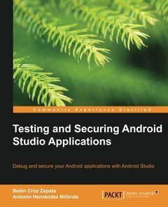 Testing and Securing Android Studio Applications-cover
