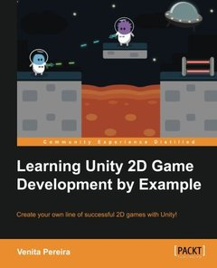 Learning Unity 2D Game Development by Example-cover