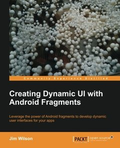 Creating Dynamic UI with Android Fragments-cover