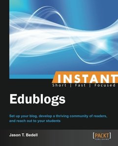 Instant Edublogs-cover