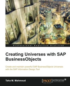 Creating Universes with SAP BusinessObjects-cover