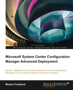 Microsoft System Center Configuration Manager Advanced Deployment-cover