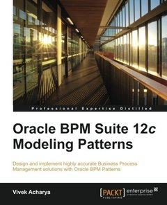 Oracle BPM Suite 12c Modeling Patterns-cover