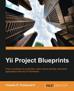 Yii Project Blueprints-cover