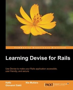 Learning Devise for Rails-cover