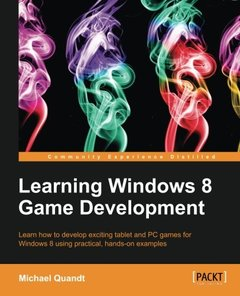 Learning Windows 8 Game Development-cover