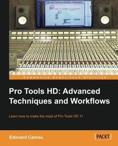 Pro Tools HD: Advanced Techniques and Workflows-cover